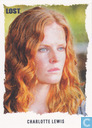 Rebecca Mader as Charlotte Lewis