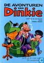 Bandes dessinées - Dinkie - Jacht op de rode koffer + De reuzeninktvis