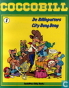 Comics - Cocco Bill - De Billieputters + City Beng Beng