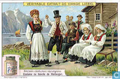 Altnorwegische Trachten