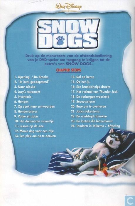 Snow Dogs - DVD - Catawiki