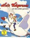 Niels Holgersson en de wilde ganzen
