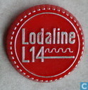 Lodaline L14 [zilver op rood]