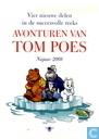Vier nieuwe delen in de succesvolle reeks Avonturen van Tom Poes - Najaar 2008