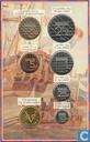 Nederland jaarset 1993 (VOC Schepen)