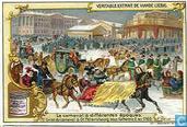 Karnevalsbilder verschiedener Zeiten