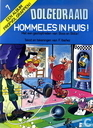 Comic Books - Pepe Leak and Otilio - Hommeles in huis!