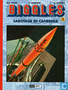 Comic Books - Biggles - Sabotage in Canberra