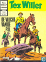 Comic Books - Tex Willer - De vlucht van de pijl