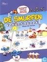 De Smurfen Vakantieboek - Blauw van de kou