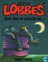 Strips - Lobbes - Lobbes doet alles en iedereen na...