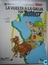 La vuelta a la galia por Asterix