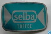 caramel au beurre Selba [bleu]