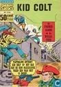 Comic Books - Kid Colt - De premiejager en de bullepees