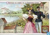 Der Lauf der Donau