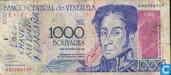 Venezuela 1000 Bolivares