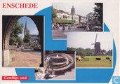 Enschede  Gezellige stad
