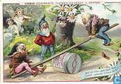 Gnomen und Elfen