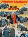Comic Books - Michel Vaillant - De zaak Bugatti