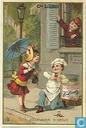 Déclaration d'amour du pâtissier (la