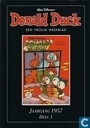 Comic Books - Donald Duck - Jaargang 1957 deel 1