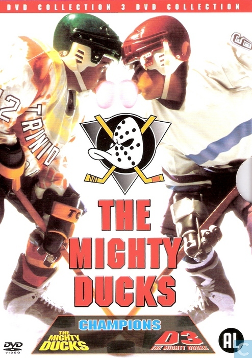 the mighty ducks dvd catawiki