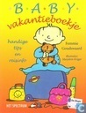 Baby vakantieboekje