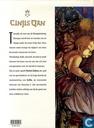 Comic Books - Cinjis Qan - De eeuwig blauwe hemel