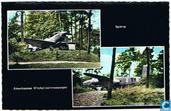 Amerikaanse Mitchell bommenwerper - Spitfire