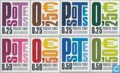2007 Postes et de la valeur (LUX 625)
