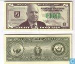 McCAIN $ 8