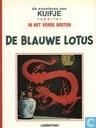 Strips - Kuifje - De Blauwe Lotus