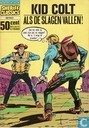 Strips - Duel in Durado - Als de slagen vallen!