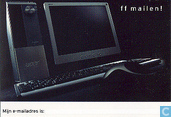 "B050091 - Panorama / Acer ""ff mailen!"""