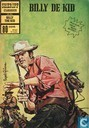 Comic Books - Billy the Kid - Billy de Kid