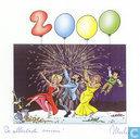 Merho Nieuwjaarskaart 2000