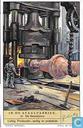 In einem deutschen Stahlwerk