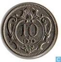 Oostenrijk 10 heller 1910