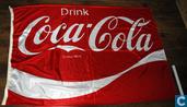 Vlag Coca-Cola