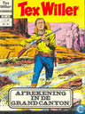 Strips - Tex Willer - Afrekening in de Grand Canyon