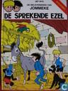 Strips - Jommeke - De sprekende ezel