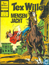 Comic Books - Tex Willer - Mensen-jacht