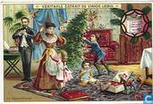 Kerst … Vlaams: peter zwaar geladen