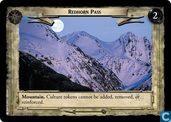 Redhorn Pass