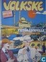 Bandes dessinées - Ons Volkske (tijdschrift) - 1988 nummer  8