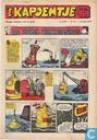Comic Books - Kapoentje, 't (magazine) (Dutch) - 1949 nummer  28