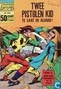 Comics - Boemerang, De - Te laat in Alamo!