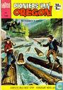 Comics - Lasso - Pioniers van Oregon
