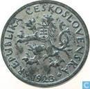 Tsjecho-Slowakije 2 halere 1923