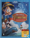 DVD / Video / Blu-ray - Blu-ray - Pinocchio